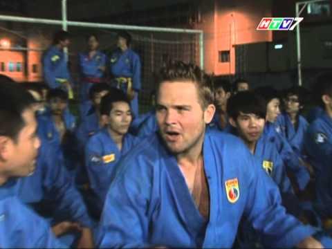 Viet Nam Dat nuoc toi yeu-HTV7 (Quay tai CLB Vovinam  Hoa lu)