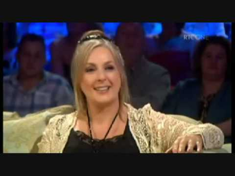 Moya Brennan on Saturday Night with Miriam - Interview, 2008