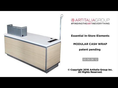 Artitalia Group Modular Cash Wrap