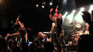 2016.01.21 Epica (full live concert) [Irving Plaza, New York City]