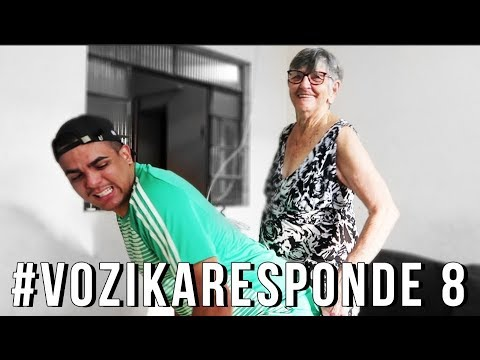 FICARIA COM O MUCA - #VOZIKARESPONDE 8