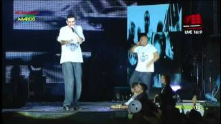 Sisu si Puya (La Familia) @ Romanian Music Awards 2011