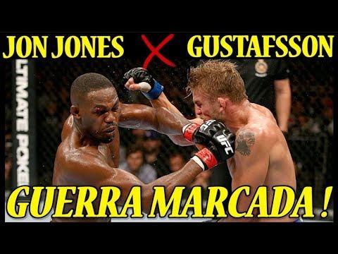 JON JONES X ALEXANDER GUSTAFSSON no UFC 232 - Valendo o cinturão LINEAR dos MEIO PESADOS