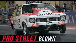 Pro Street @ APSA - TURBO vs BLOWN vs NITROUS