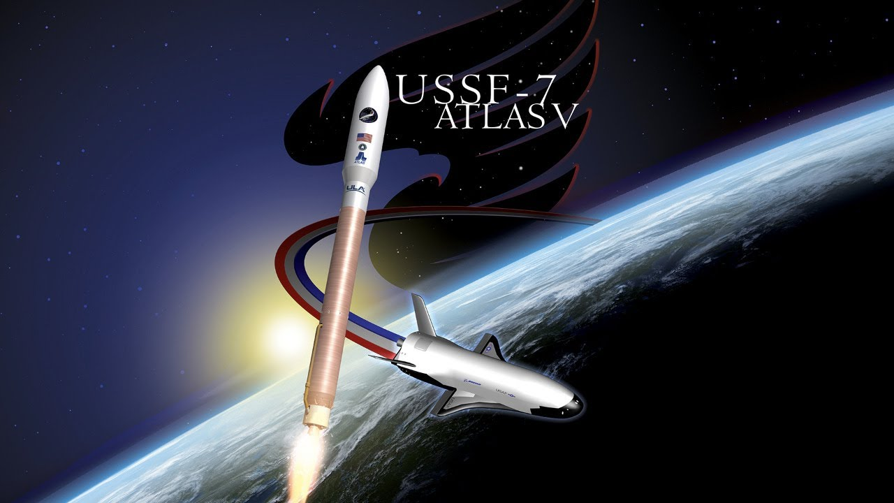 May 17 Live Broadcast: Atlas V USSF-7