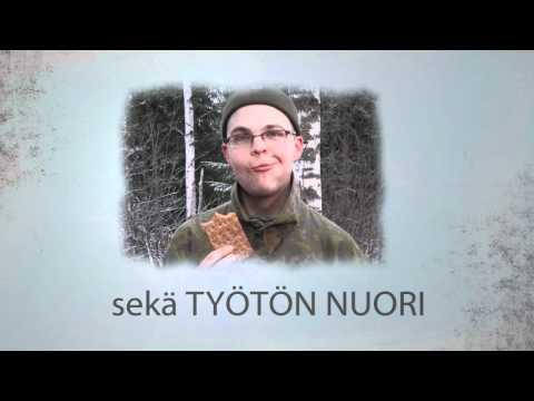 Ville Tahvanaisen esittelyvideo