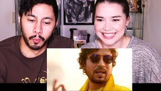 QARIB QARIB SINGLLE | Irrfan Khan | Parvathy | Trailer Reaction!
