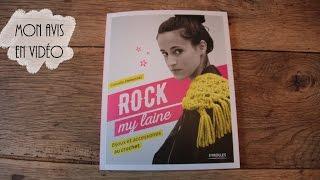 {Test} ROCK my laine de Cannelle Delieutraz