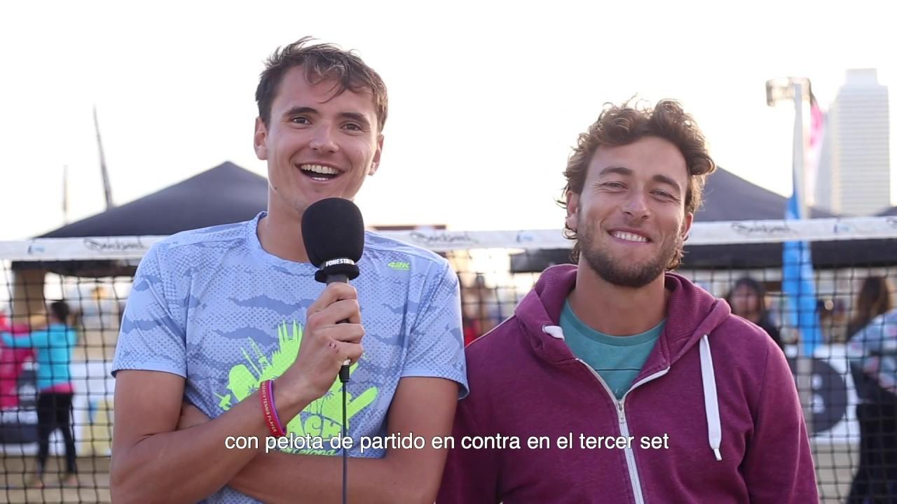 Reportaje del programa Tierra de Campeones de Teledeporte sobre el 12avo TICB
