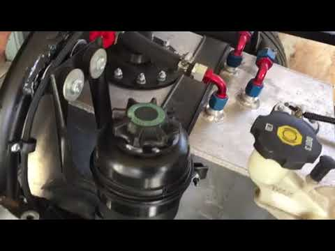 Installing An Electric Power Steering Pump In A Hot Rod
