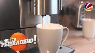 Die besten Kaffeevollautomaten | Endlich Feierabend! | SAT.1 TV