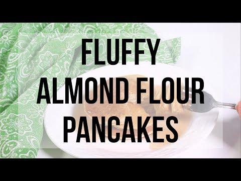 Fluffy Keto Almond Flour Pancakes