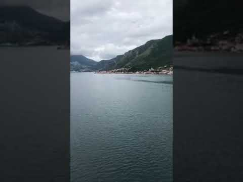 Kotor Montenegro Harbor View