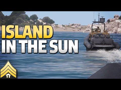 Island in the sun — ShackTac Arma 3