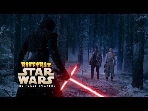 Star Wars: The Force Awakens (RiffTrax Trailer)