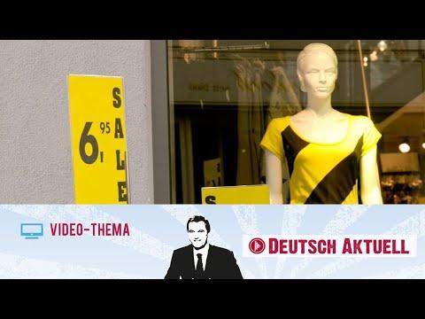 Faire Kleidung Aus Europa   Deutsch Lernen Mit Videos