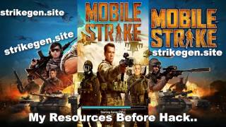 Mobile Strike Free Gold - Mobile Strike Hack IOS and Android