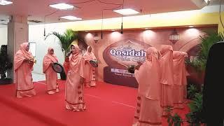 Qosidah Ibu-Ibu Kp.Rawacana Kel. Gandasari Festival Sabar Subur Jatiuwung Tangerang