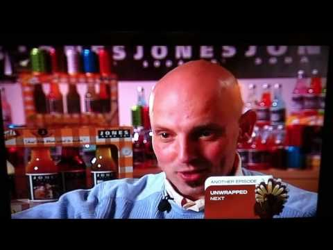 Jones Soda - Unwrapped Segment