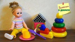 Іграшки від 6 місяців до 1 року. Найулюбленіші, цікаві та розвиваючі!