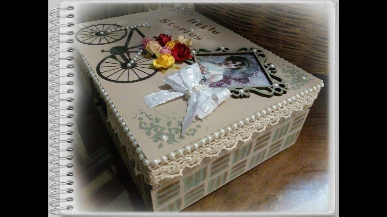 Caixas De Artezanato Facebook Buscar Imagens De Caixas De  #AB7D20 2048x1536