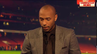 Tactical Analysis by Thierry Henry (Alexandre Lacazette)