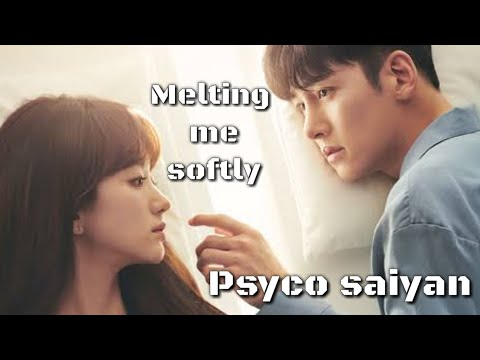 psyco-saiyan-,-korean-mix-,-melting-me-softly