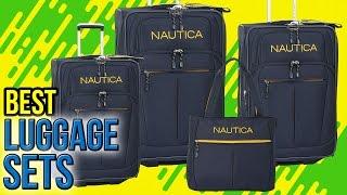 10 Best Luggage Sets 2017
