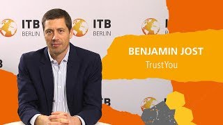 ITB eTravel Lab 2019: Benjamin Jost about guest communication