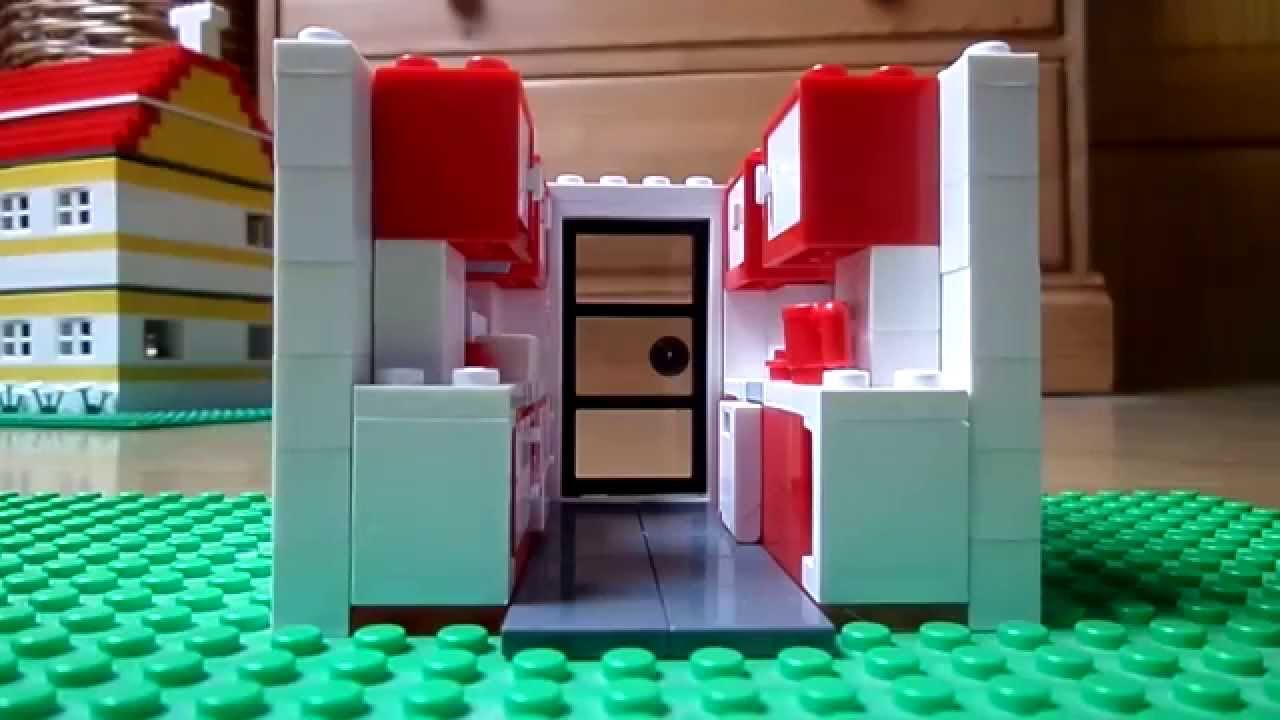 Tutorial lego small kitchen petite cuisine youtube - Comment faire une ville lego city ...