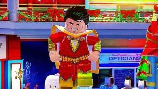 LEGO® DC Super-Villains Shazam DLC Trailer (2019) PS4 / Xbox One / PC