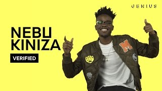 "Nebu Kiniza ""Gassed Up"" Official Lyrics & Meaning 