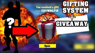 "FORTNITE LIVE | GIFTING SUBSCRIBERS FREE SKINS | FREE VBUCKS GIVEAWAY FOR SUBS #FORTNITE ""700 GRIND"