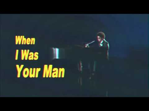 Bruno Mars - When I Was Your Man (SPED UP)