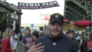 Red Sox fans react to Derek Jeter