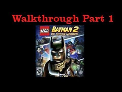 Lego batman 2 wii game walkthrough big bass catch fishing 2 games