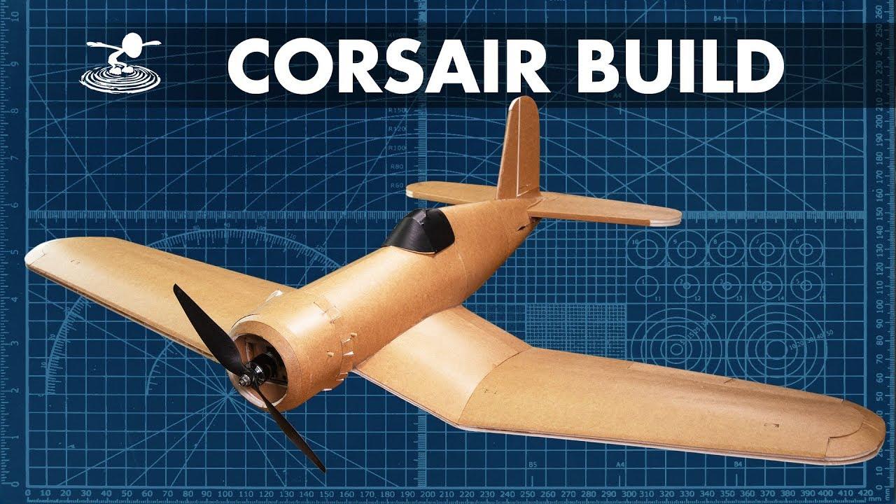 FT Corsair - Release!   Flite Test