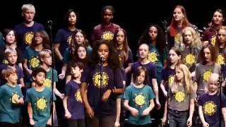 Stevie Wonder's 'Sir Duke' - The Barton Hills Choir - 2016 Camp Show