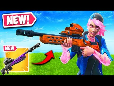 *new* Storm Scout Sniper Is Amazing!! – Fortnite Funny Fails And Wtf Moments! #627
