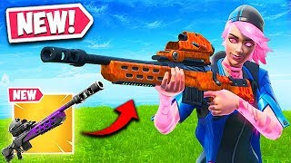 *NEW* STORM SCOUT SNIPER IS AMAZING!! - Fortnite Funny Fails and WTF Moments! #627