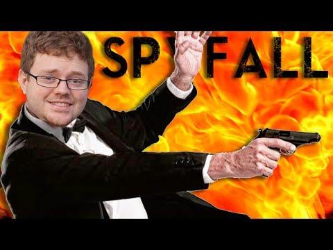 Against All Odds - SPYFALL