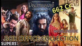Box Office Collection Of Padmaavat, Tiger Zinda Hai & Secret Superstar Collection In China 2018