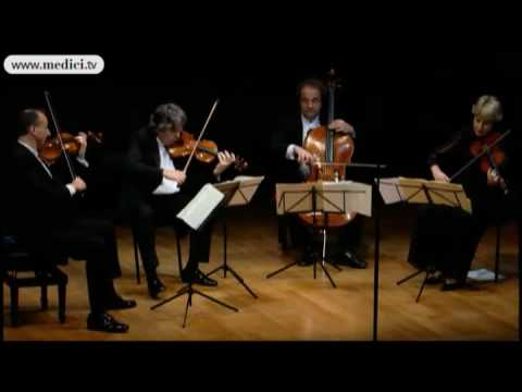 Beethoven: String Quartet No. 14 - Takacs Quartet