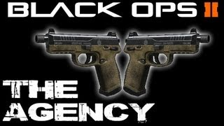 Call of Duty: Black Ops 2 | The Agency - Tac 45 Akimbo