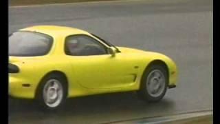 Mazda RX-7 FC Infini III vs. Mazda RX-7 Type R (1992)