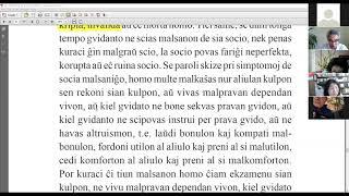 17 | La Fundamenta Instruo de Ŭonbulismo | 에스페란토 원불교 정전 공부 (zoom)