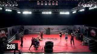 Fight 4 of the TFC Event 1 JungVolk (Moscow, Russia) vs Wisemen (Gothenburg, Sweden)