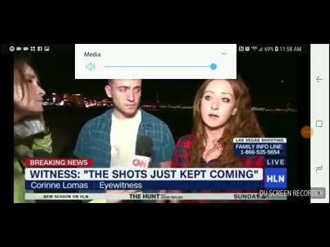 Vegas shooting weird interview/more shooters?