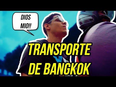 Seran los medios de transporte en Bangkok los mejores?