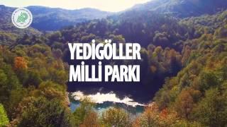 YedİgÖller Mİllİ Parki-mobİl Uygulama Tanitim Fİlmİ